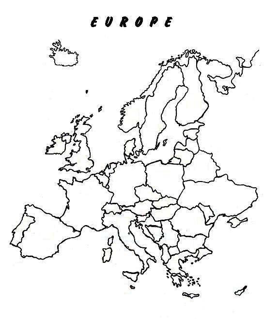europe map tattoo - Google Search