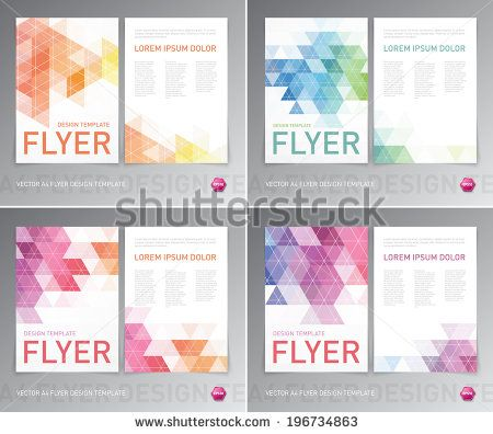 152 best yearboookies images on Pinterest Backgrounds, Geometric - geometric flyer template