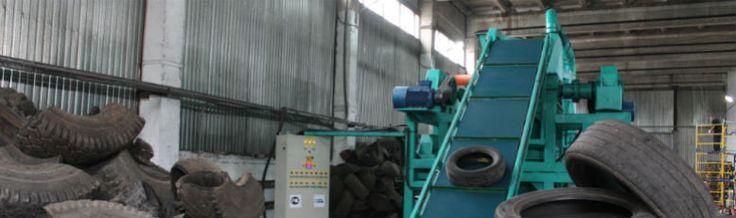 Переработка и утилизация шин в Москве