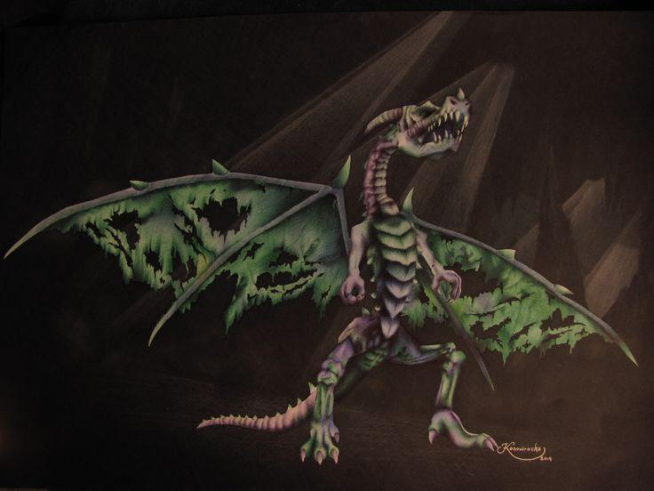 Undead Dragon | Ballpoin pens