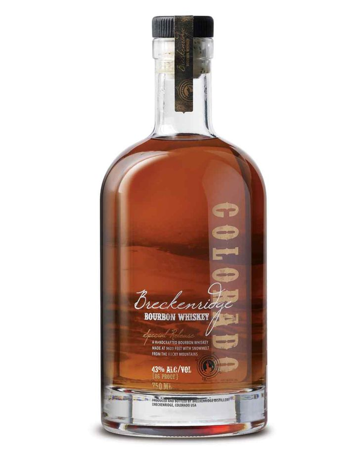 Our Ultimate Father's Day Gift Guide   Martha Stewart Living - Dad thinks bourbon begins and ends with Kentucky and Tennessee? Spark a debate when you present him with a bottle of Colorado's Breckenridge Bourbon Whiskey. Even better, have a taste test.