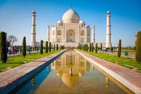 #TajMahal the symbol of #love is most searched #destinations on Google Street View.