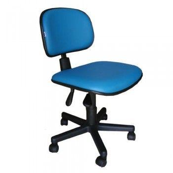 Cadeira Secretaria Ergonomica Economica -Moveis Para Escritorio. http://www.classeaflex.com.br/produtos/cadeira-secretaria-ergonomica-economica/