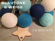 ⭐️ Schlummerlampe 20 Baumwollkugeln ⭐️ Cottonballs