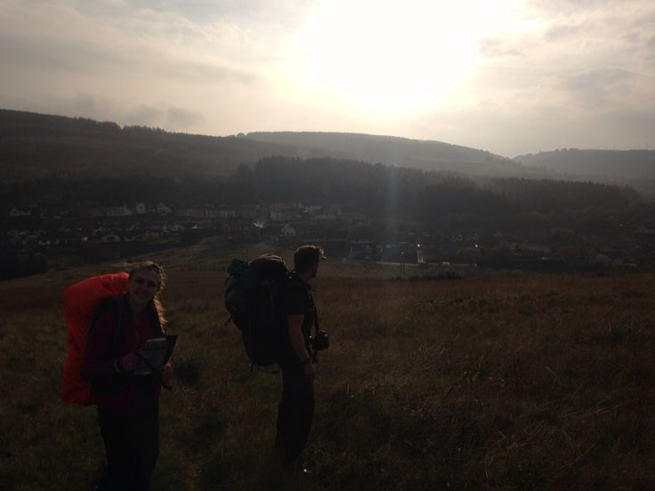Dofe sunset Neath silver group going strong #whatwedo #atc #aircadets