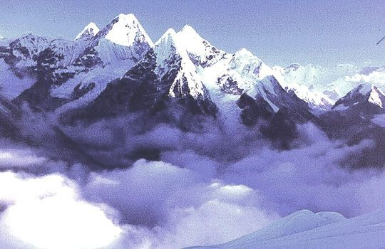 "Here's the image that inspired my drabbled ""Inevitable"". Who might live here... and why? http://primawan.info/wp-content/uploads/2012/03/himalayan-mountains.jpg"