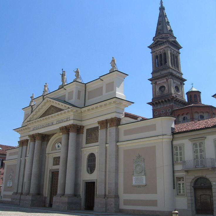 Cattedrale di San Pietro ad Alessandria | Scopri di più nella sezione Itinerari tematici del portale #cittaecattedrali