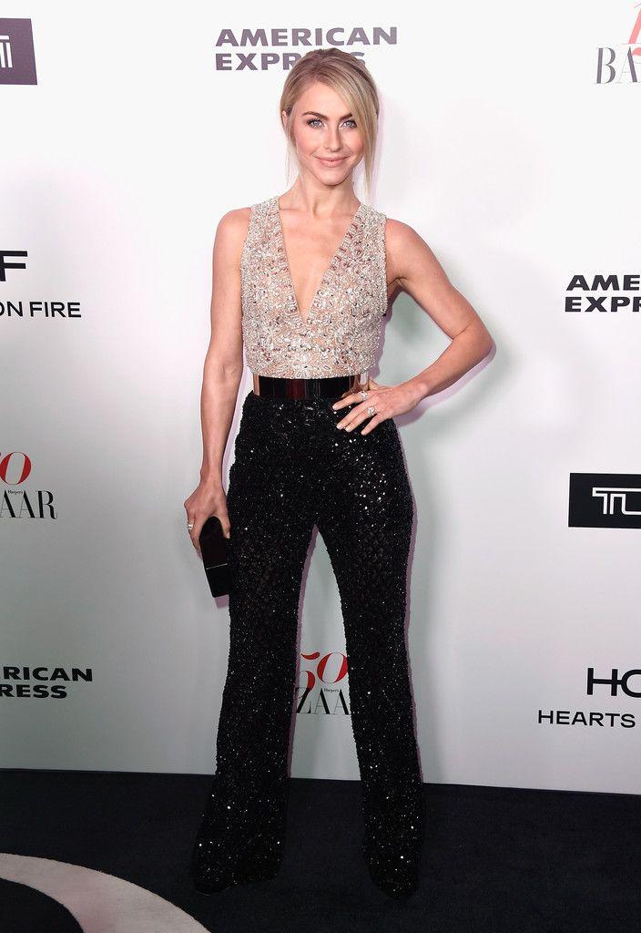 Julianne Hough attends Harper's Bazaar's Fashionable Women Celebration