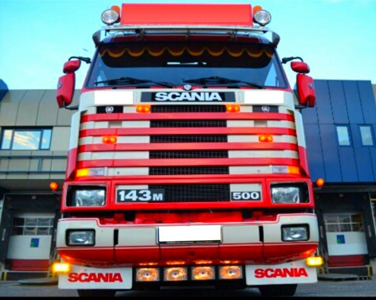 Pin By Irish Trucks On Scania Trucks