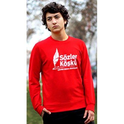 MY WAY ISLAM Sözler Köşkü baskılı sweatshirt, İslami mesajlar veren Tişörtler