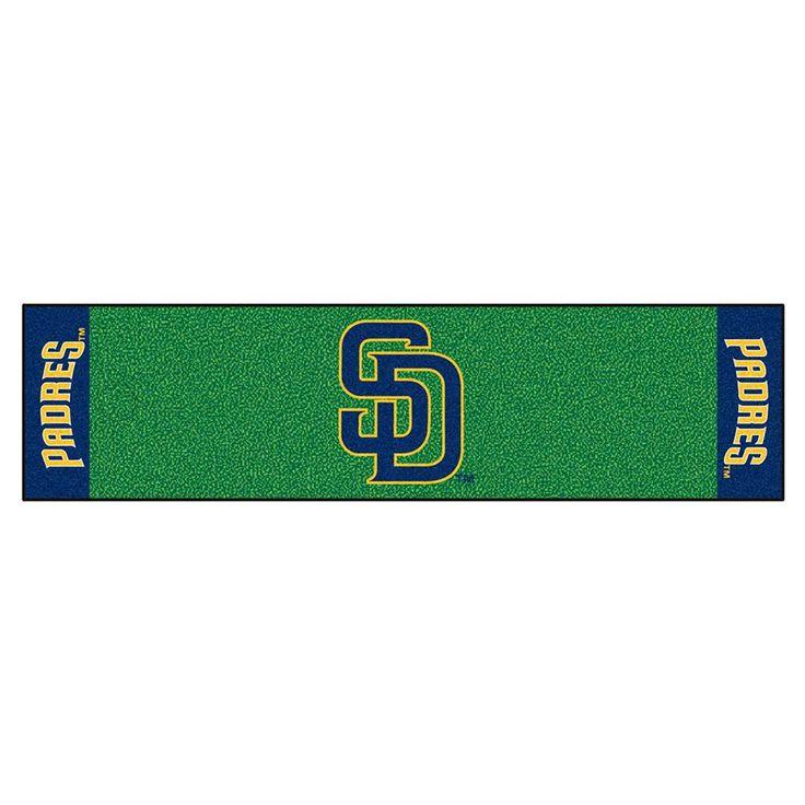 San Diego Padres MLB Putting Green Runner (18x72)
