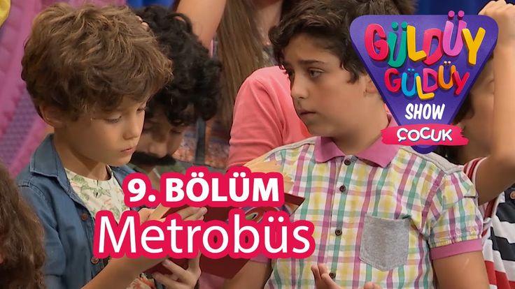 ✿ ❤ Perihan ❤ ✿ KOMEDİ :) Güldüy Güldüy Show Çocuk 9. Bölüm, Metrobüs Skeci :))