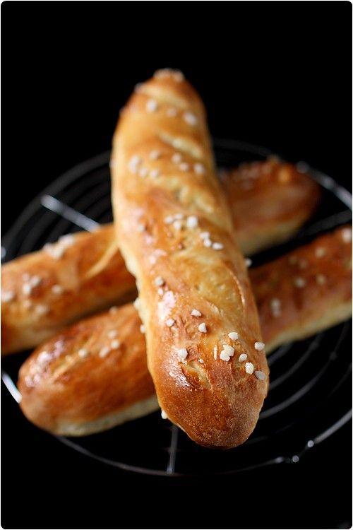 Baguette briochée   chefNini