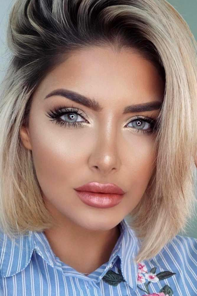 Everyday Makeup Ideas For Beautiful Ladies ★ See more: http://glaminati.com/everyday-makeup-ideas/