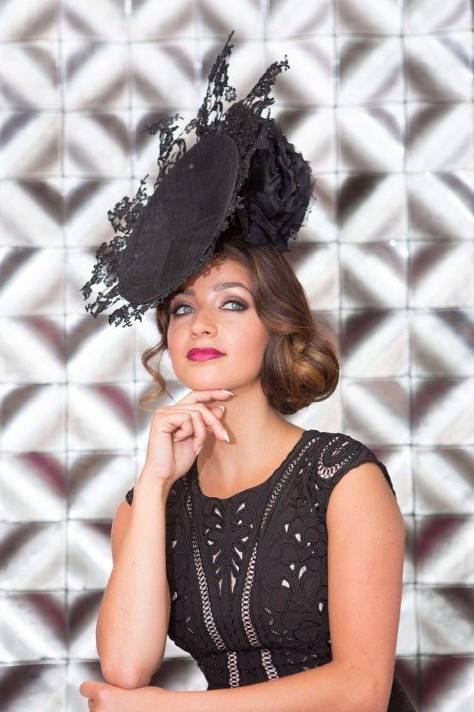 Best Hat at the g - Ladies event as part of the Galway Races with Philip Treacy prize.