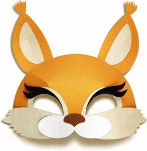 View Design #76443: squirrel mask