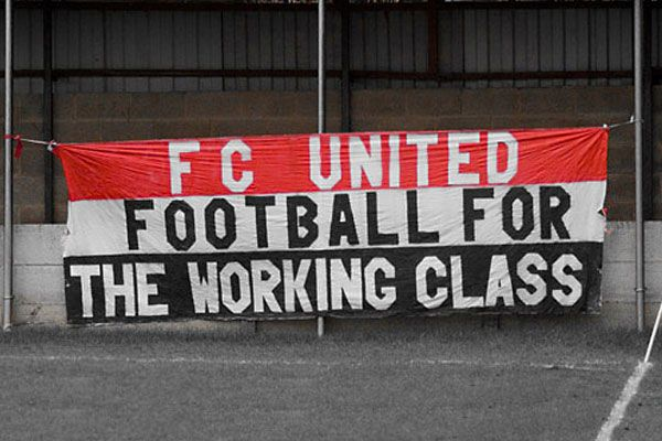 fc united manchester banners - Google Search