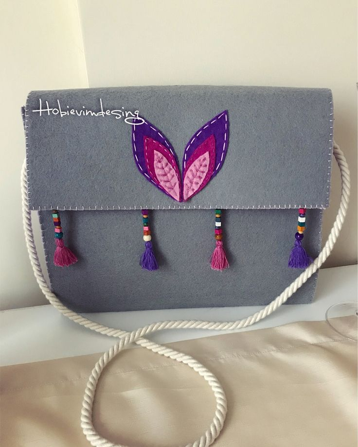#keçe #çantamodelleri #keçeçanta #handmade #hobi #kendinyap