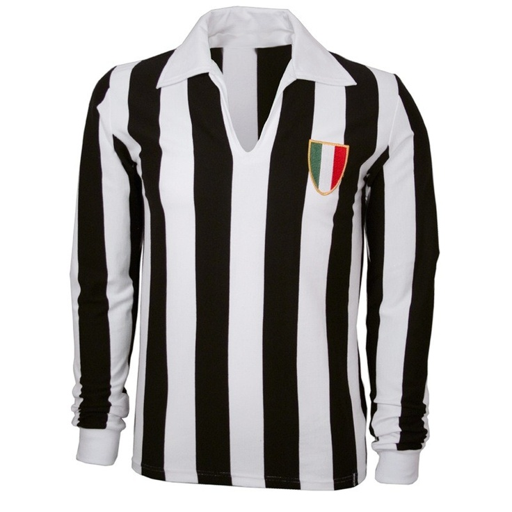 Juventus retro football shirt from the 1960's