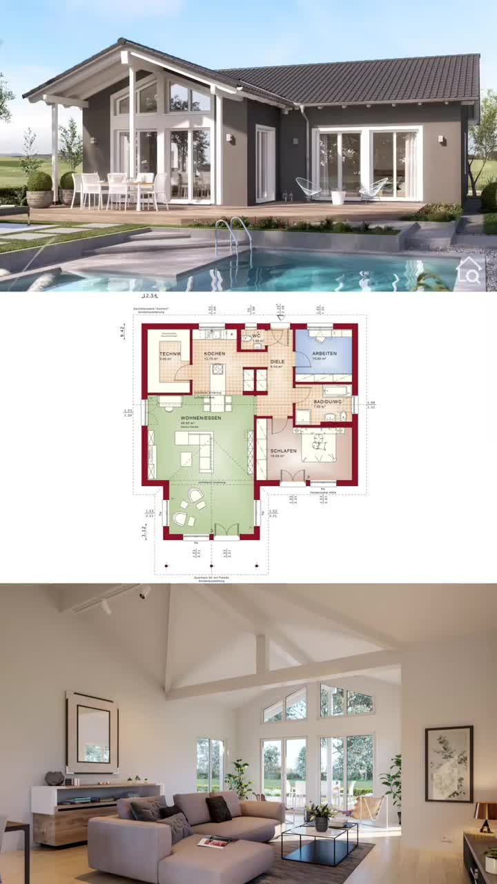 50+ Grundriss bungalow mit keller 2021 ideen