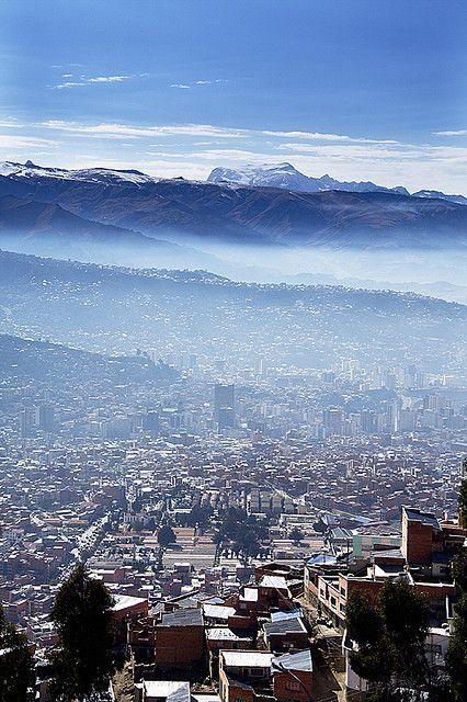 Jour 13 : Transfert par vol vers La Paz, capitale de la Bolivie