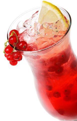 Aguanieve de Fresas     Ingredientes:  1 medida de whiskey Jameson  500 grs. de fresas  1 cucharada de agua de azahar  1 cucharada de jugo de limón  1 medida de soda de limón  50 grs. de grosellas rojas  2 ramitas de menta fresca    Elaboración:  Sirve en un shaker las fresas, el agua de azahar y el jugo de limón. Triturar con ayuda de la batidora eléctrica. Agrega la soda.    Sirve en un vaso largo las grosellas y las hojas de menta, y el cóctel de fresas.