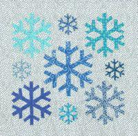 applique snowflake free pattern - Google zoeken