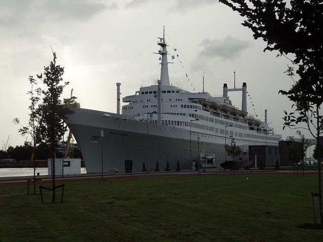 SS Rotterdam in Katendrecht