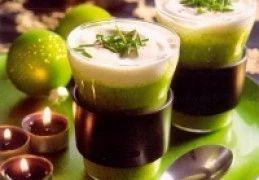 Courgette cappuccino | Recept | KookJij