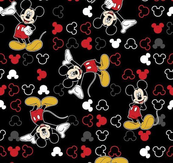 Disney Mickey Mouse Medical Dental Vet Childcare Scrub Top