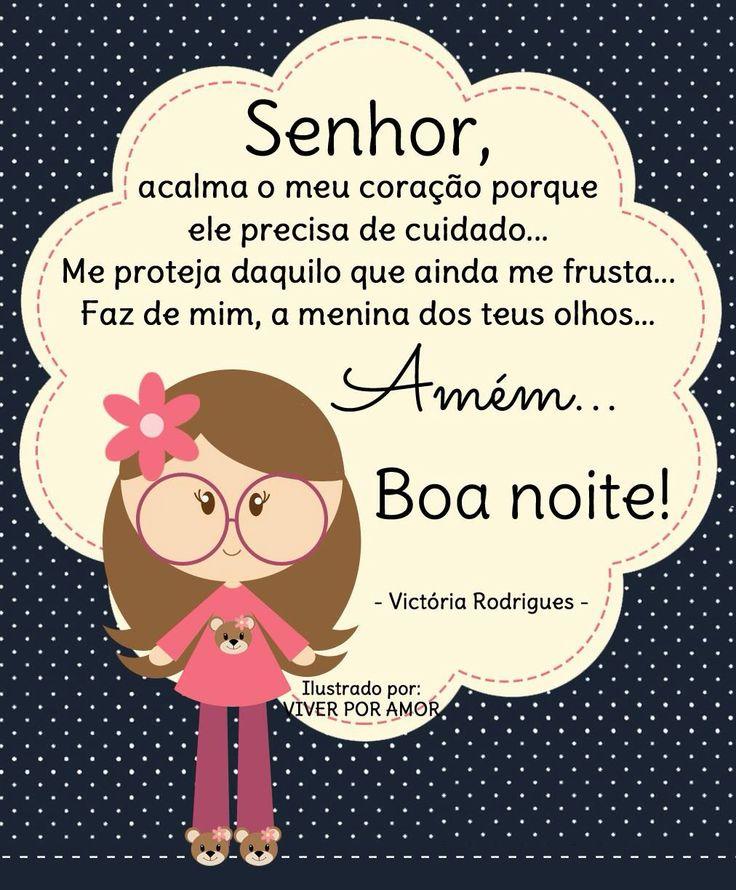 74 best images about BOA NOITE - MENSAGEM on Pinterest | Te amo ... New Baby Quotes Bible