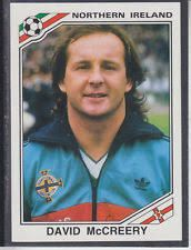Image result for mexico 86 panini northern ireland
