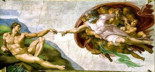 penciptaan adam