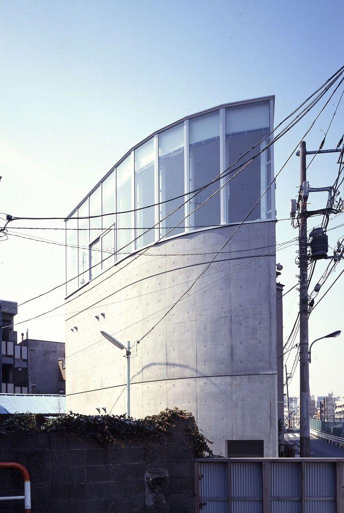 S社本社ビル - アトリエ・天工人 Atelier Tekuto