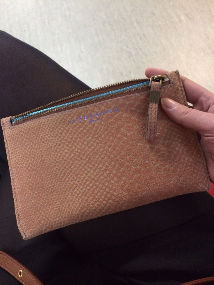 Clutch from Liebeskind - good buy!