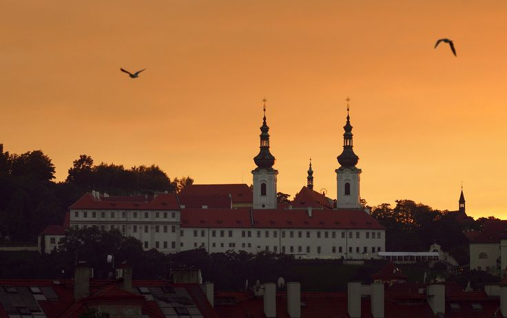 Het Strahov klooster Foto: Ladislav Renner ©CzechTourism www.czechtourism.com