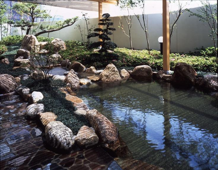 宮津の湯らゆら温泉。ゆっくり休み温まってください。