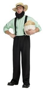 Amish Mafia Adult Mens Costume - 328399 | trendyhalloween.com #halloweencostumes #amish #amishmafia #menscostumes #adultcostumes