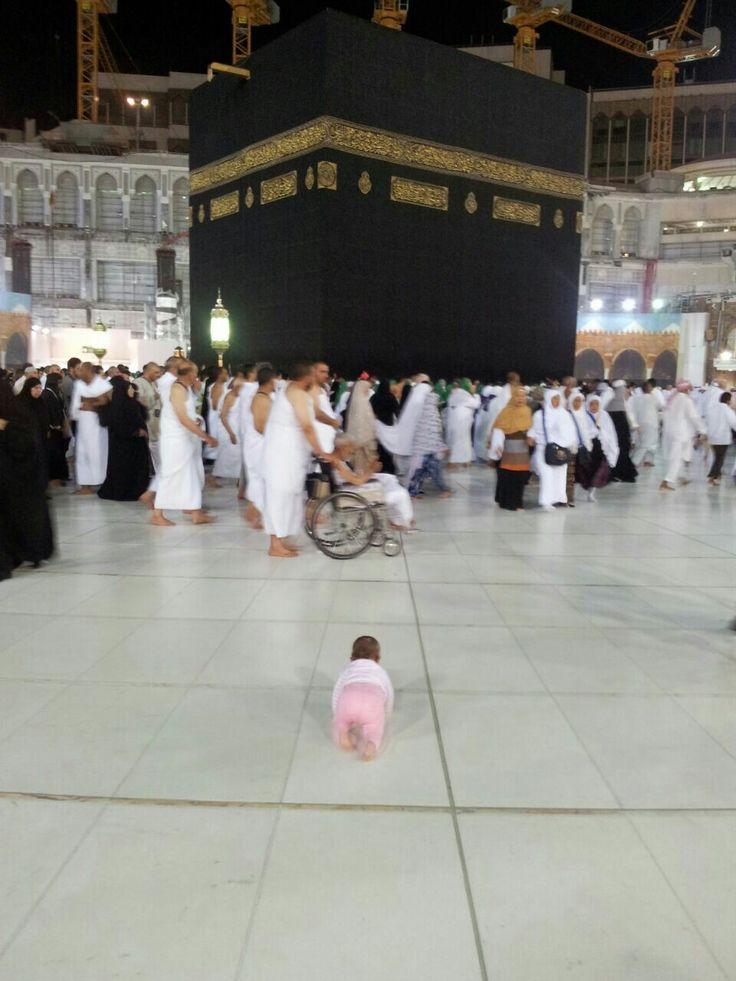 MAASALLAH                  ISLAM THE WAY YOU ARE  THIS BABY KNOWS