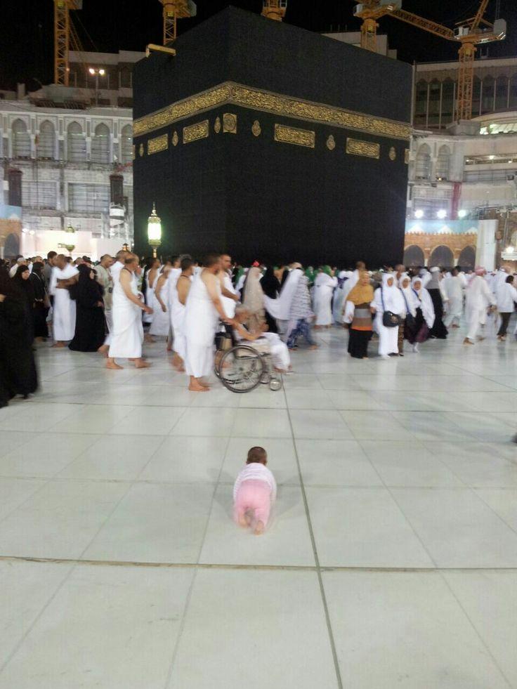 MAASALLAH ISLAM THE WAY YOU ARE THIS BABY KNOWS