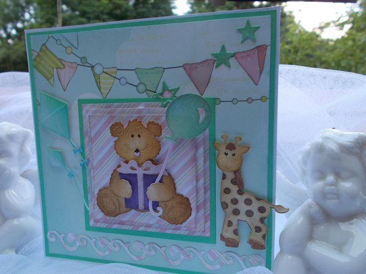 kartka dla dzieci