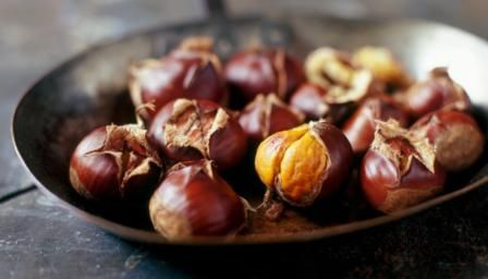 Roasting chestnuts is simplicity itself, just follow these simple steps to make a delicious Christmas snack.