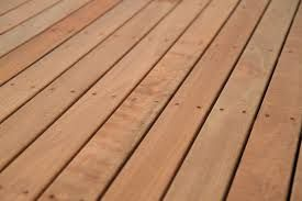 Spotted gum for front and back decking