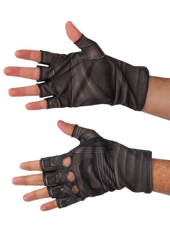 Check out Captain America Civil War Captain America Adult Gloves - Wholesale TV and Movie Costume Accessories from Wholesale Halloween Costumes