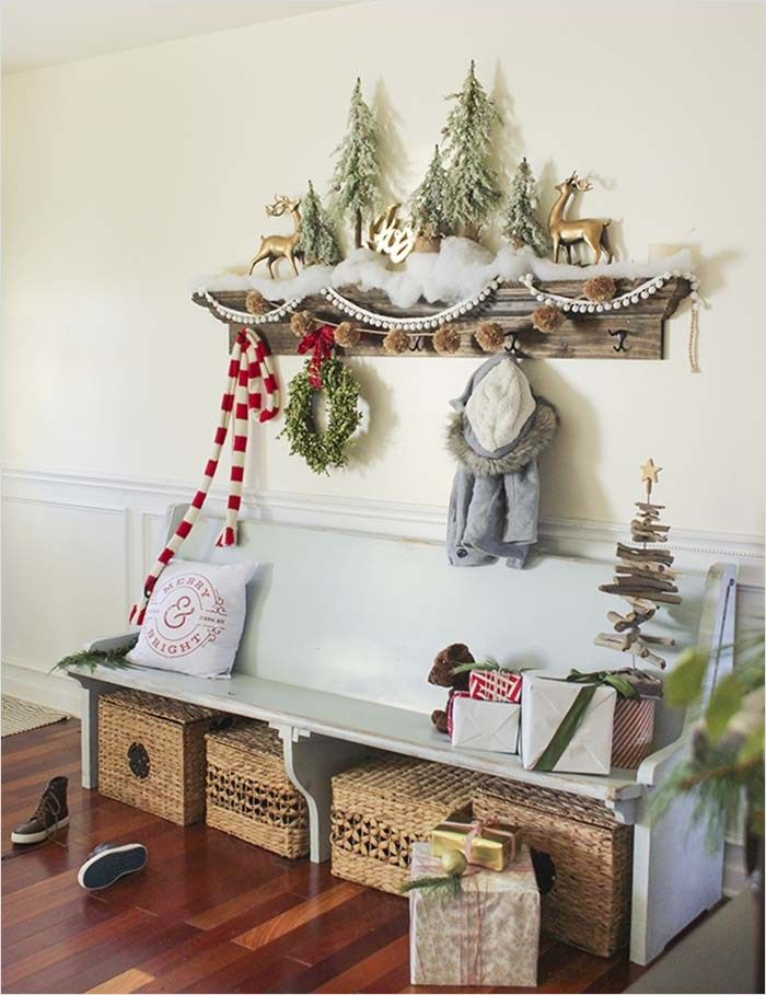42 Adorable Country Christmas Decorating Ideas 96 40 Fabulous Rustic 7