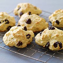 Image of cherry scones