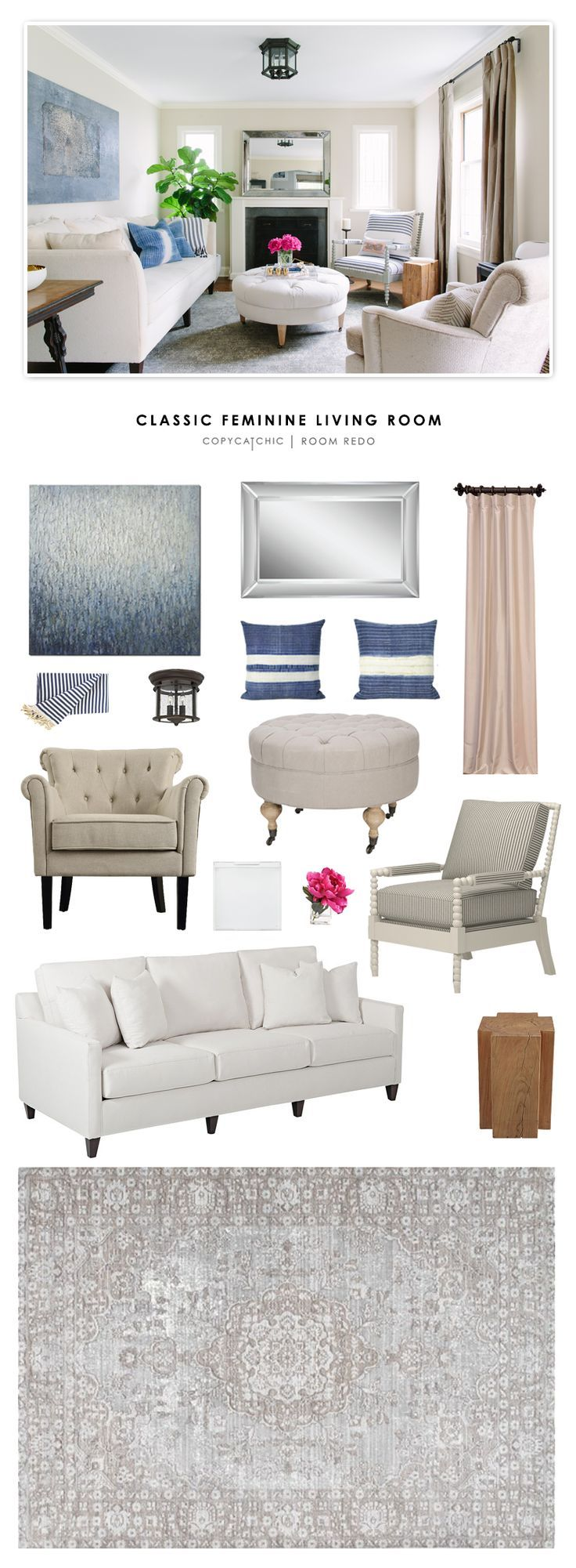 40 Living Room Decorating Ideas