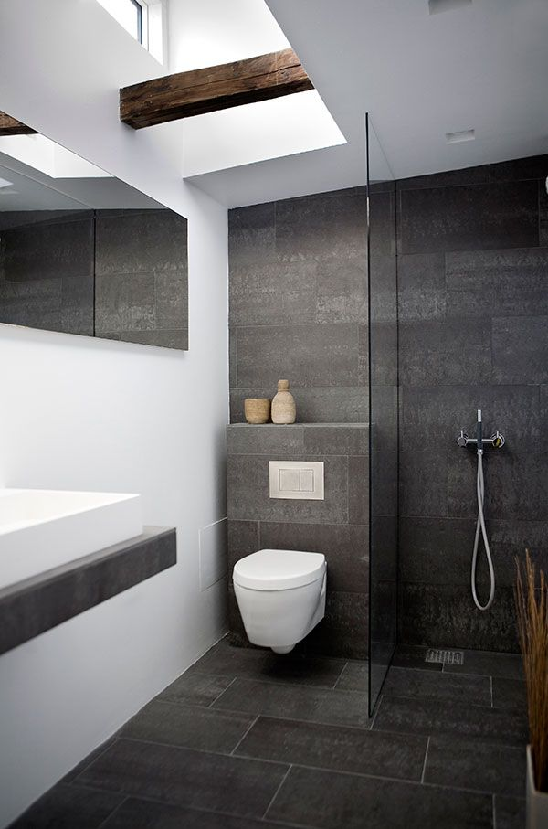 53 best bathroom images on Pinterest Architecture, At home and Black - badezimmer amp ouml norm