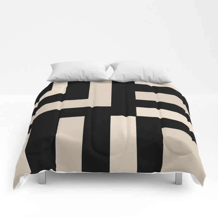 Black and Tan Comforters #comforter #bedroom