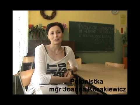 o gimnazjum - film nakręcony przez uczniów